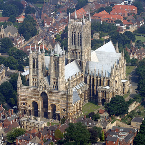 Lincoln Mystery Plays. Lincoln Cathedral